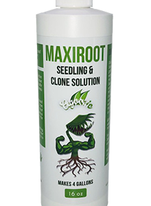MAXIROOT Organic Seedling & Clone Solution Fertilizer