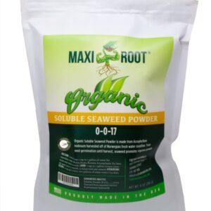 Organic Soluble Seaweed Powder 0-0-17 CDFA Organic Input Material Registered
